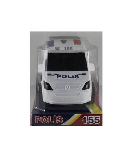 Vakumlu It Birak Polis Arabasi Pvc 155