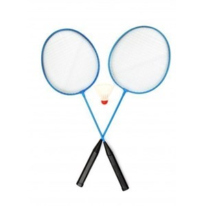 Badminton Raket Set 2li
